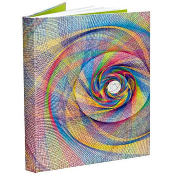 Strings Multi Colored Sketchbook 8 x 11