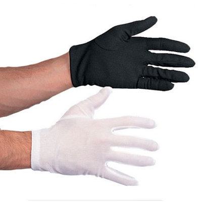 Franco American Novelty Company Llc Franco American Novelty 31903-08 Polyester Deluxe Gloves - White