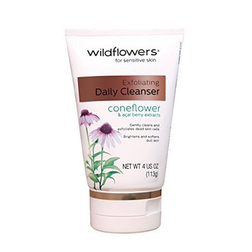 Wildflowers Exfoliating Daily Cleanser, 4 Fluid Ounce by Wildflowers