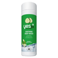 Yes to Cucumber Soothing Body Wash - 16.9 fl oz