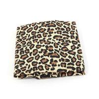 Ktaxon Comfortable Stylish Pattern Adjustable Pet Cat Canvas Hammock Leopard Print Grau&Black Cat Gray&Blue Cat S L