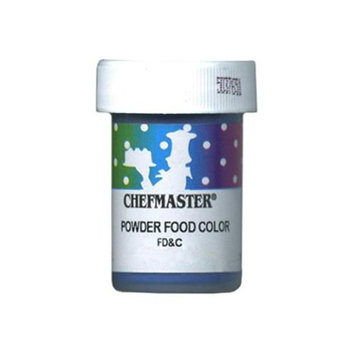 Chefmaster Powder Food Color, 3 gr. - Yellow