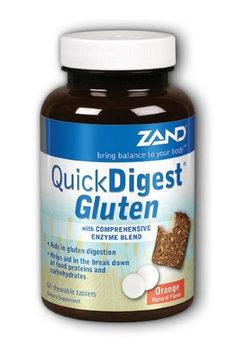 QuickDigest Gluten Zand 60 Chewable