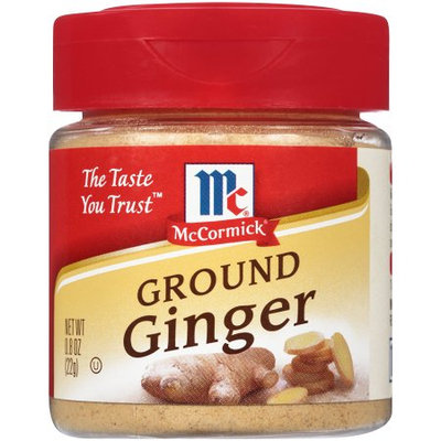 McCormick Ginger, Ground, 0.8 OZ (Pack of 2)