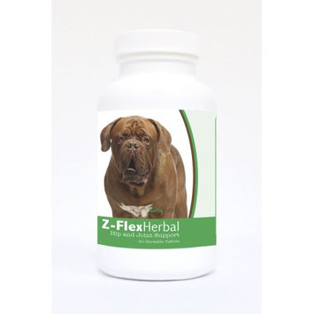 Healthy Breeds 840235120544 Dogue de Bordeaux Natural Joint Support Chewable Tablets - 60 Count