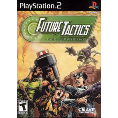 Crave Entertainment Future Tactics - The Uprising Playstation2 New