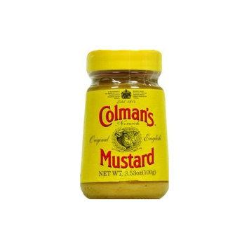 Colmans Original English Mustard, 3.53 Ounce (2 pack)