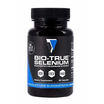 Bio-True Selenium 200 mcg (60 Capsules) – Vegan, Non-GMO & Gluten Free
