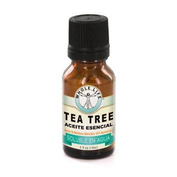 Whole Life Pure Tea Tree Oil (Aceite de Arbol del Te), 100% Australiano - Soluble en Agua, 15ml