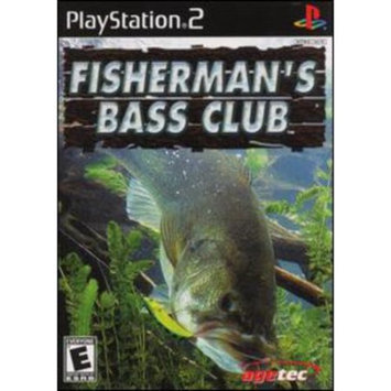 Tommo Inc. Fisherman's Bass Club (Playstation 2)