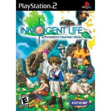 Svg Distribution Innocent Life: A Futuristic Harvest Moon (Special Edition)