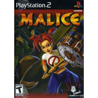 Malice (PlayStation 2)