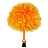 FO&OSOBEIT Fluffy Microfiber Delicate Duster Cleaning Brush Two Ends Keyboard Notebook Computer Oa Devices Telephone Car Picture Frames Perfume Bottles Kitchen Cat Hair Silk Plants Light Fixtures …