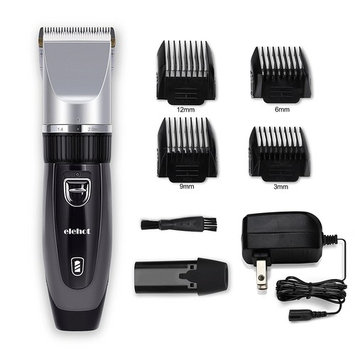 Hair Clippers Hair Trimmer Electric Haircut Kit Ceramic Blade Rechargeable Battery for Men Kids Adults-Elehot