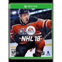 Electronic Arts NHL 18 (Xbox One)