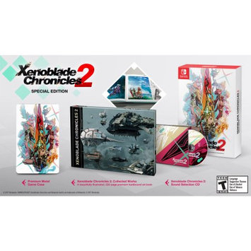Xenoblade Chronicles 2 Special Edition (Nintendo Switch)