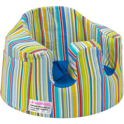 Bumbo Baby Seat Cover, Cotton Stripes BK960-DISC