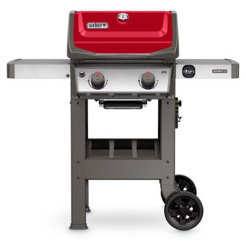 Weber-stephen Products Weber Spirit II E-210 LP Red