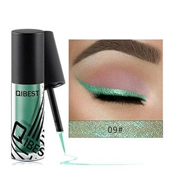 FTXJ Metallic Shiny Smoky Eyes Beauty Eyeshadow Waterproof Glitter Liquid Eyeliner