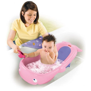 Fisher Price Fisher-Price - Precious Planet Whale of a Bath Tub, Pink