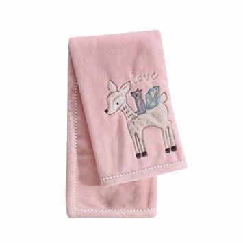 Levtex Baby Everly Pink Blanket