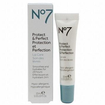 Boots No7 Protect & Perfect Lip Cream .33 fl oz (10 ml)