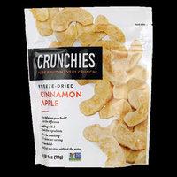 Crunchies Food Crunchies Cinnamon Apple, 1 oz