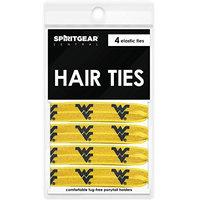 West Virginia Mountaineers Hair Ties