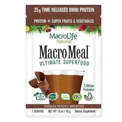 MacroLife Naturals 231906 Omni Chocolate Macromeal Supplements
