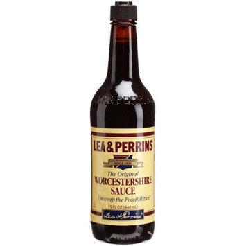 Dole 12 PACKS: Lea & Perrins Worcestershire, 15-Ounce Glass Bottles