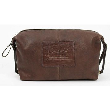 Rawlings Heritage Collection Leather Travel Kit - Dark Brown