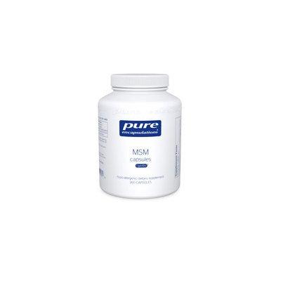 Pure Encapsulations - MSM Capsules - 360 Capsules