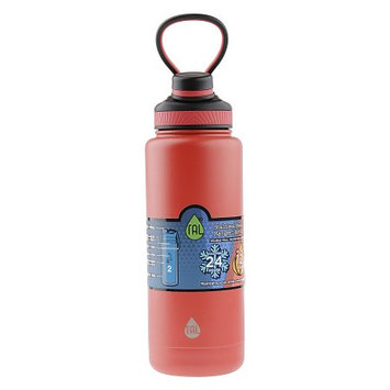 Tal Stainless Steel 40 oz. Water Bottle, Red