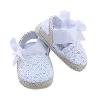 Fulltime(TM) Summer Infant Girls Toddler Princess First Walkers Prewalker Shoes Bow Shoes Sandals
