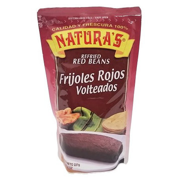 Natura's Naturas Red Beans 8.0 oz (Pack of 6)
