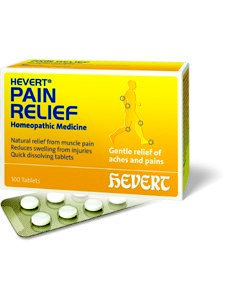 Hevert Pain Relief 100 tabs by Hevert Pharmaceuticals