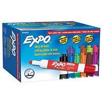 Sanford Expo Dry Erase Marker, chisel, pk12 81043 2ltn8