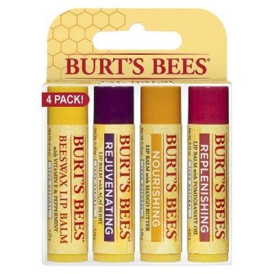 Burt's Bees® Lip Balm - Multipack - 4ct