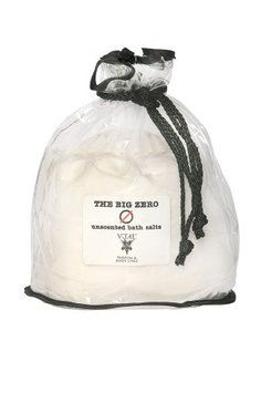 Big Zero Bath Salts V'TAE Parfum and Body Care 96 oz Salt