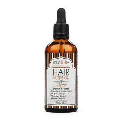 Shea Terra Organics Hair Nutrition Serum (Growth & Repair)
