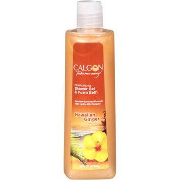Calgon Hawaiian Ginger Shower Gel & Bath Foam, 16 oz