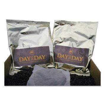 Papanicholas Coffee Day to Day Coffee 100% Pure Coffee, Morning Blend, 2 oz, 36/Carton