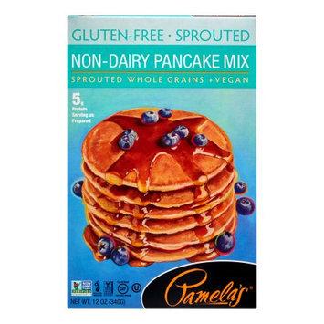 Pamela's Pancake Mix, Non Dairy, 12 Oz