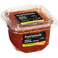 Manufactured For Marketside, A Division Of Walmart Stores, Inc. Marketside Fresh Garden Medium Salsa, 18 oz