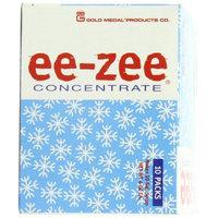 Snappy Popcorn Orange Ee-Zee Concentrate (10 Pouch Junior Carton)