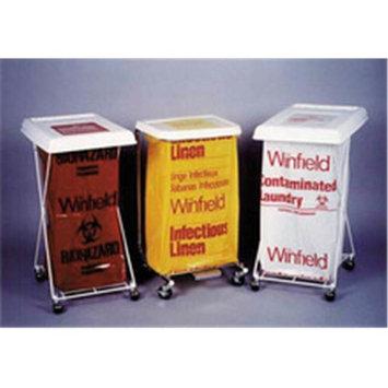 Medegen Medical MAI 285BX 30.5 x 41 in. Soiled Linen Bags Blue - 50 per Box & 4 Box per Case