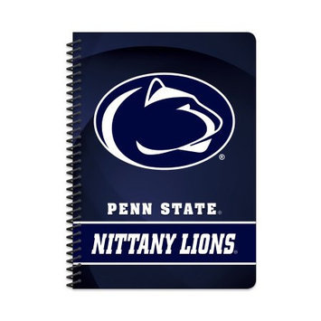 Markings by C.R. Gibson(R) Notebook, 5in. x 7in, 1 Subject, College Ruled, 160 Pages (80 Sheets), Penn State Nittany Lions