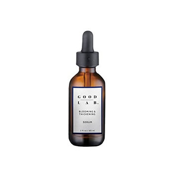Good Lab Blooming & Thickening Hair Serum for Hair Loss, Hair Growth & Thinning Hair. Packed w/DHT Blockers & Antioxidants. Made w/Natural Ingredients. Hair Growth Serum. All Hair Types.