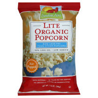 Sunshine Acres Popcorn 50% Less Oil Org 3.5 OZ -Pack Of 12