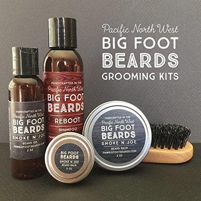 Bigfoot Beards Smoke N Joe Beard Grooming Kit